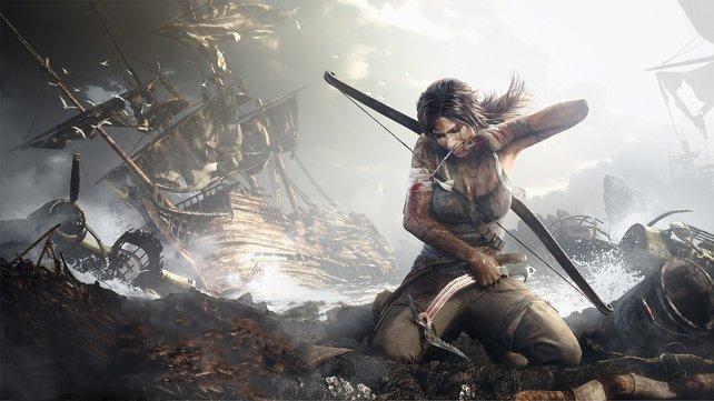 Die neue Lara Croft kennt ihr. Doch kennt ihr die alte auch wirklich ganz genau?