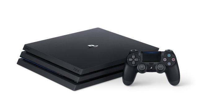 Die PlayStation 4 Pro bietet dank doppelt so schnellem Grafikprozessor genug Leistung für UHD.