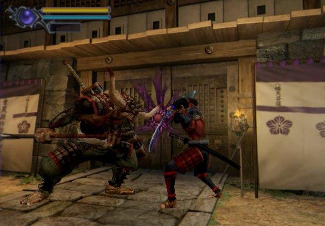 Mit Onimusha - Warlords erscheint 2001 der erste Teil der Reihe.