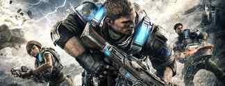 Vorschauen: Gears of War 4: Erstmals angespielt, �lt schon mal die Kettens�ge