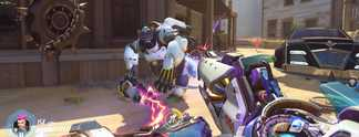 Panorama: Erziehungsma�nahme in Overwatch: Cheater trifft auf Profis