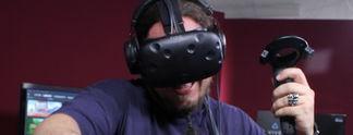 Tests: HTC Vive erschienen: Muss ich mir jetzt ein Ger�t kaufen, um Virtual Reality nicht zu verpassen?