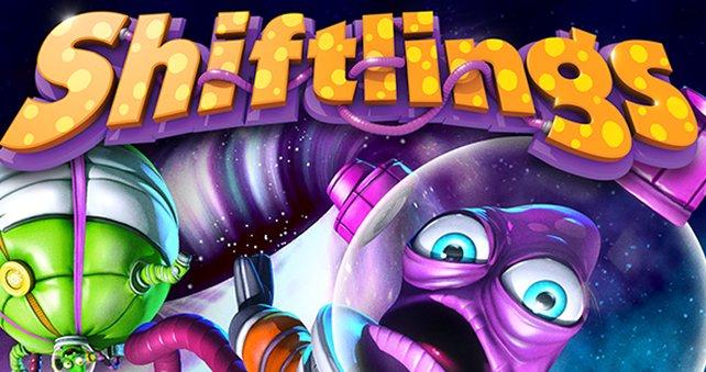 Außerirdischer Rätselspaß mit den Shiftlings.