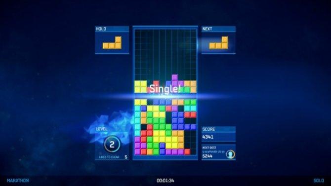 Ubisoft kündigt Tetris Ultimate für PC, PS4 und Xbox One. Nintendo-Spieler werden allerdings außen vor gelassen.