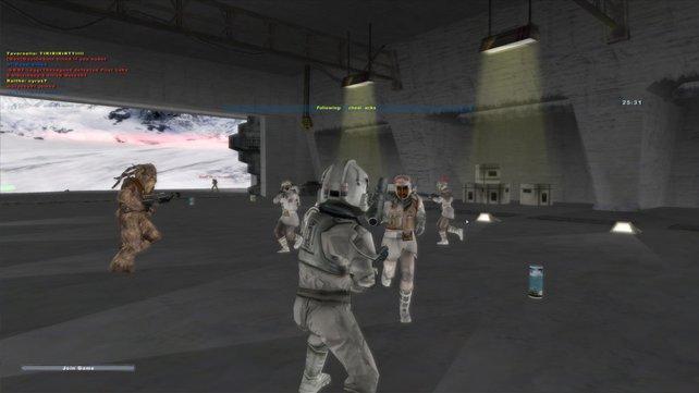 Auch 2004 stand bei Battlefront der Mehrspieler-Modus mehr im Fokus.