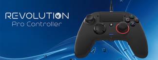 Ausprobiert: Mit dem Nacon PS4 Revolution Pro Controller erscheint ein Luxus-Pad für PS4