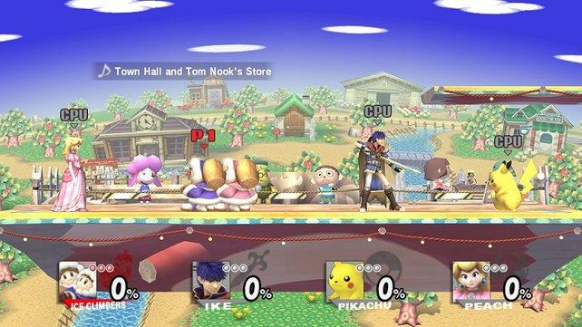 Der dritte Nintendo-Prügler heißt Super Smash Bros. Brawl und er verkauft sich besser als die Vorgänger und der Nachfolger zusammen.