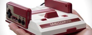 Panorama: Geheime Nachricht an die Spieler: Nintendo versteckt Botschaft in Mini-Famicom