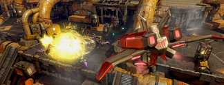 Tests: Transformers - The Dark Spark: Altmetall statt Edelstahl