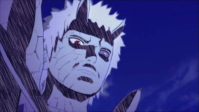 Obito wartet nur darauf, von euch verdroschen zu werden.