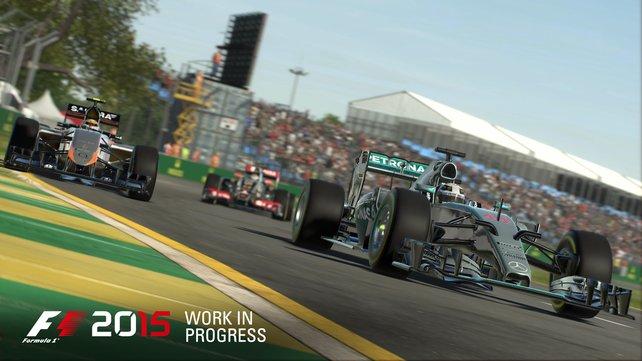Hamilton, Rosberg, Vettel: Wer macht dieses Jahr das Rennen?