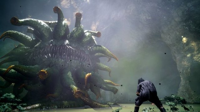 Bei Jagdaufträgen habt ihr es zum Teil mit sehr starken Monstern zu tun.