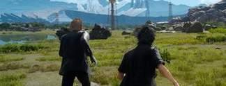 Final Fantasy 15: Multiplayer-Erweiterung erscheint Ende Oktober