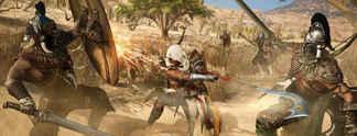 Assassin's Creed - Origins: Ubisoft erwartet schlechtere Verkaufszahlen als bei Unity und Black Flag