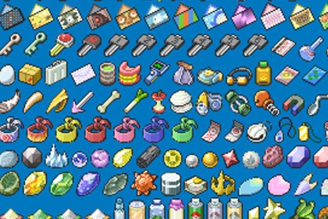 Items gibt es in Pokémon-Spielen wie Sand am Meer. Entscheidet euch für die richtigen im passenden Moment!
