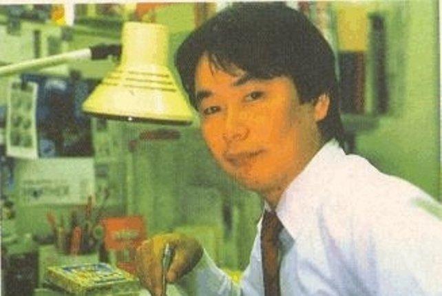 Shigeru Miyamoto (hier ein Foto von 1990) ist neben Gunpei Yokoi der hoffnungsvollste Entwickler in der für Nintendo noch neuen Videospielbranche.