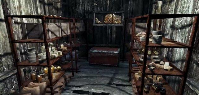 Loot für alle: Far Harbor besitzt viele geheime Schätze und Easter Eggs.