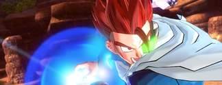 Dragon Ball - Xenoverse: Son Goku pr�gelt sich in die n�chste Konsolengeneration