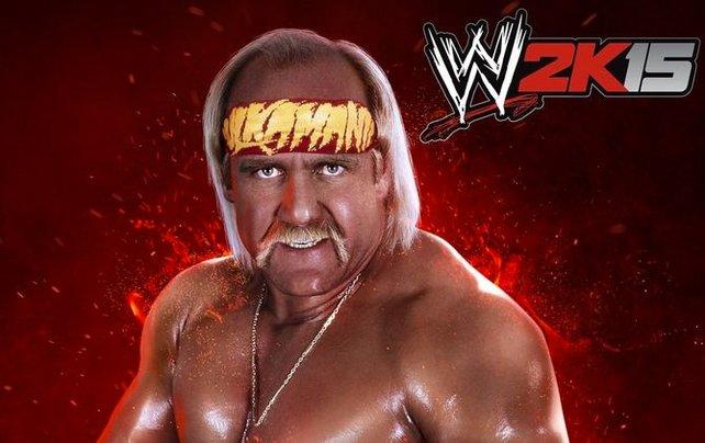 Im Vorgänger noch ein wichtiger Kämpfer, doch diesmal fliegt Hulk Hogan raus!