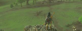 Zelda - Breath of the Wild: Auch die Lon-Lon Farm hat es ins Spiel geschafft