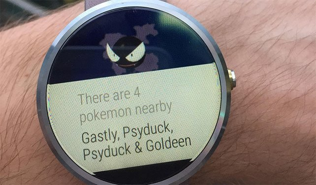 So sieht der PokeDetector aus. Quelle: http://kotaku.com/get-pokemon-go-alerts-on-your-phone-so-you-can-walk-aro-1784229981