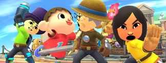 Super Smash Bros.: Acht K�mpfer gleichzeitig, zahlreiche neue Infos