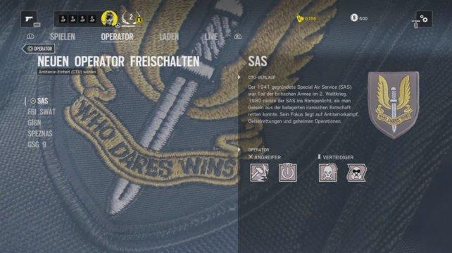 """Es folgt die britische Spezialeinheit """"SAS"""""""