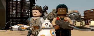Vorschauen: Lego Star Wars - Das Erwachen der Macht: M�gen die Steine mit euch sein