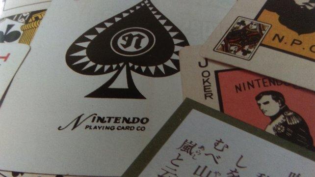 Bis Anfang der 60er-Jahre - mehr als die Hälfte der Firmengeschichte - sind Spielkarten Nintendos einziges Produkt.