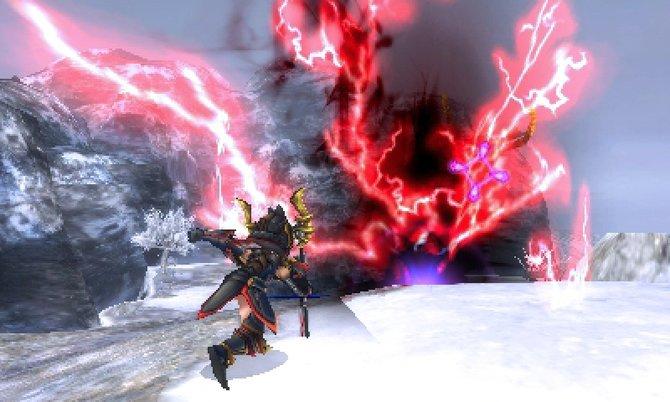Bei Final Fantasy Explorers erwartet euch manch ein großes Monster.