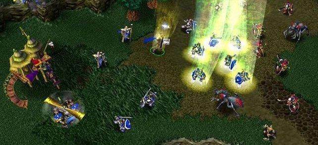 """Mit den """"Warcraft 3""""-Cheats werden ihr den Singleplayer im Handumdrehen durchspielen."""