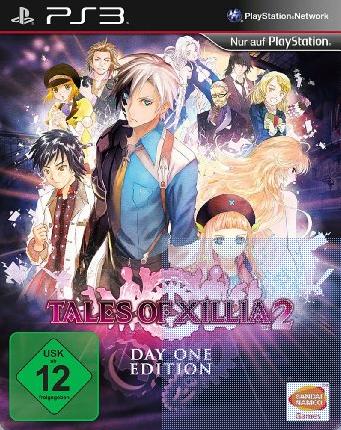 Tales of Xillia 2