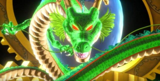 Dragon Ball Xenoverse 2: Shenlong kann euch nur einen Wunsch erfüllen - wählt weise!