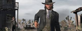 Red Dead Redemption: Spielbar auf Xbox One ... zumindest f�r ein paar Stunden