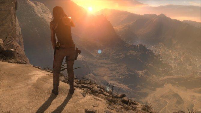 Rise of the Tomb Raider unterstützt die PlayStation 4 Pro konsequent mit drei Grafik-Modi: mit 4K, mit verbesserter Optik oder verbesserter Bildrate.