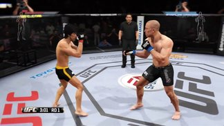 E3 2014 -  UFC -  Live Coverage (PS4)