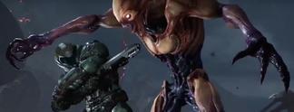 Doom: Cacodemon-Gewinnspiel und ein hammerhartes, neues Video zum Verkaufsstart