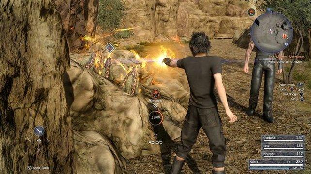 Die richtige Kleidung kann in Final Fantasy XV den Unterschied ausmachen.