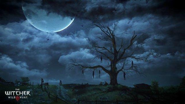In der düsteren Welt von The Witcher 3 ist kein Platz für Schwarz-Weiß-Denken.