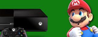 Keine Überraschung: Microsoft würde Super Mario gerne auf der Xbox sehen