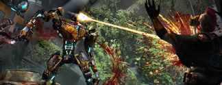 Mech-Shooter mit VR-Unterstützung: Beyond Flesh and Blood angespielt