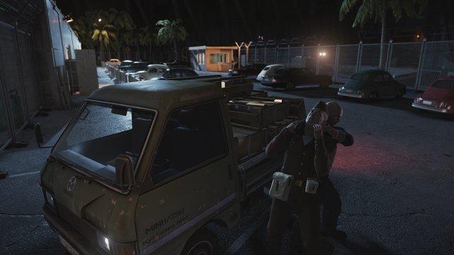 Ein Mord in der Prolog-Mission.