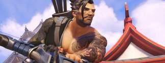 Panorama: Wahr oder falsch? - Sollte Hanzo aus Overwatch ein Cyborg-Bogensch�tze werden?