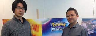 Interview mit den Machern von Pok�mon Sonne und Mond