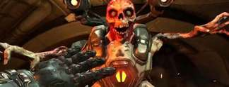 Doom: Nicht einmal die Entwickler knacken den h�chsten Schwierigkeitsgrad