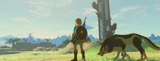 The Legend of Zelda - Breath of the Wild: Genießt neue Spielszenen
