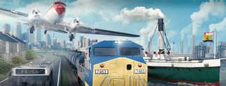 Transport Fever: Das Spiel für Modellbau-Freunde