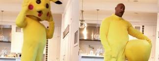 Panorama: The Rock, Pikachu und Ostern als Vater