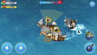 Age of Wind 3 - Multiplayer Pirate Battles