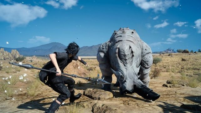 Waffen sind die wichtigsten Ausrüstungsgegenstände in Final Fantasy 15.